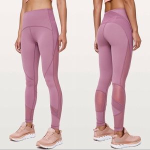 Lululemon Clear the Court Tight - Figue